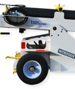 2 Bottle Tilt 'N' Tow Nitrogen Service Cart